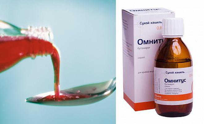 омнитус-сироп