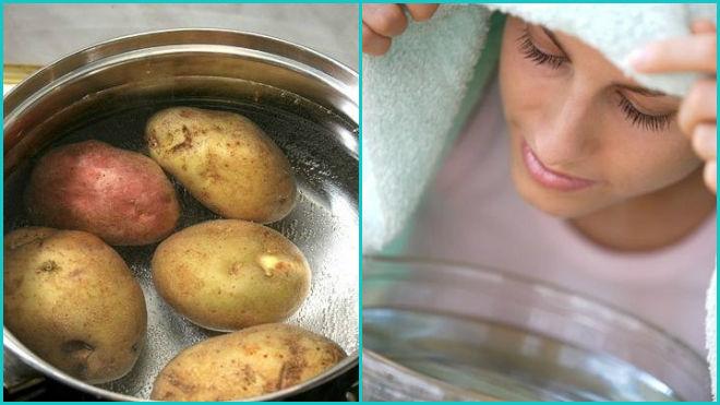 Можно при беременности дышать над картошкой при