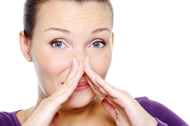 атрофия носа