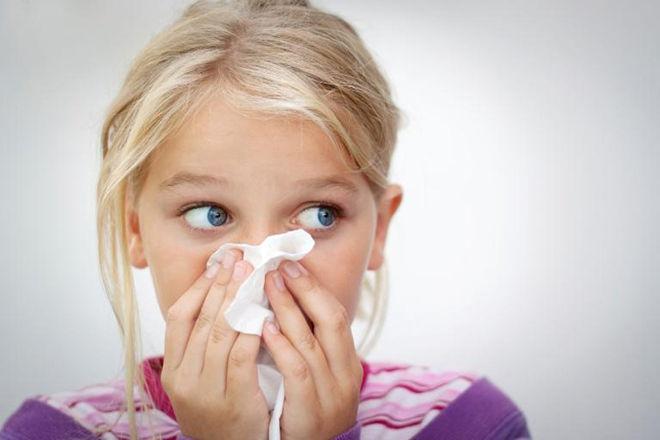 ринит бактериальный у детей