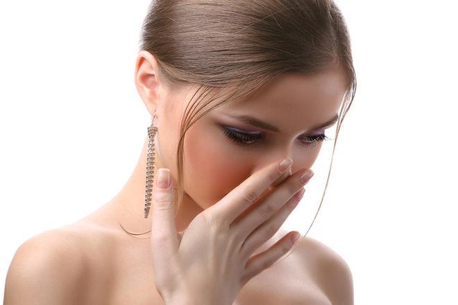 из носа неприятно пахнет