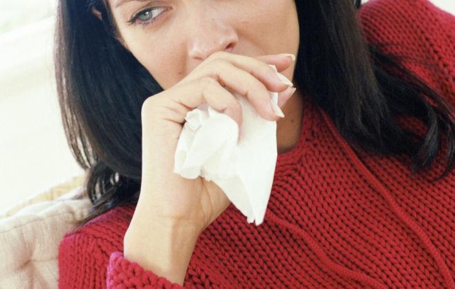 мокрота без кашля