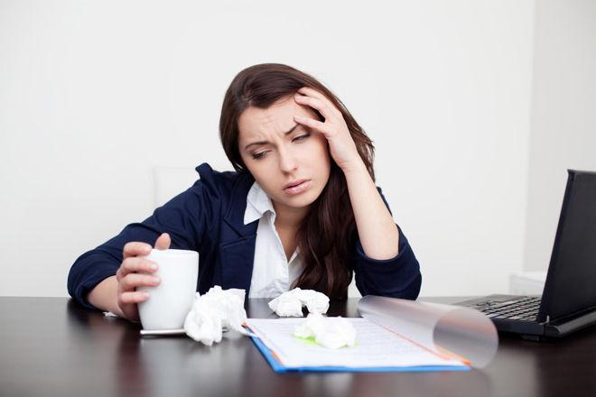 Простуда и работа