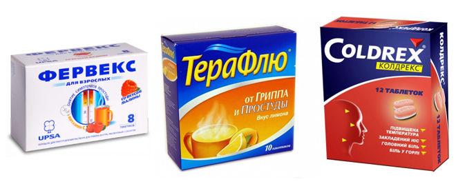 Против простуды с витамином С