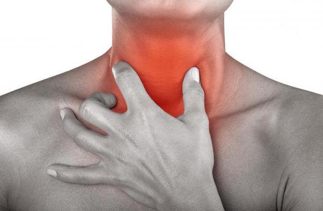 Болевые ощущения в горле
