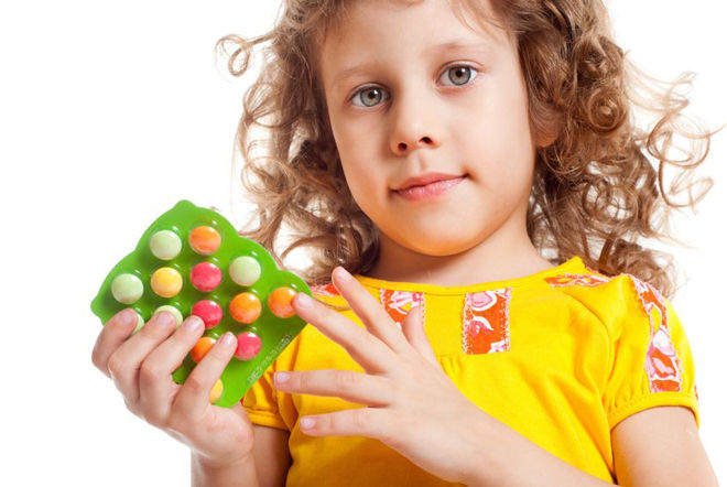 Какие витамины можно детям