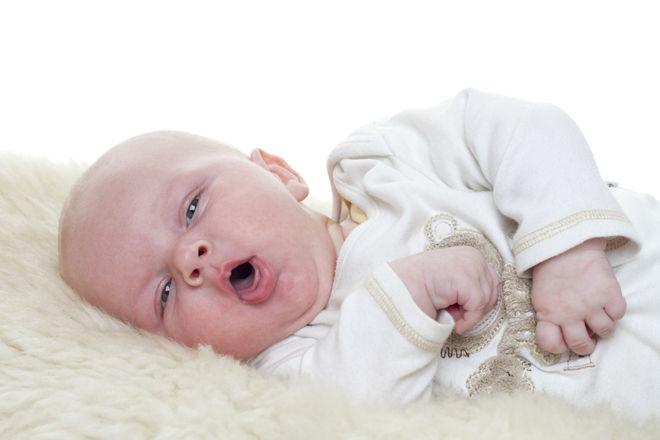 Новорожденный хрипит