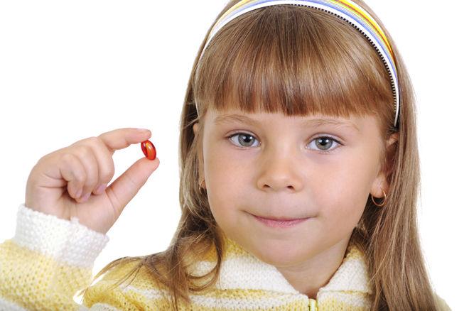 Витаминка девочке