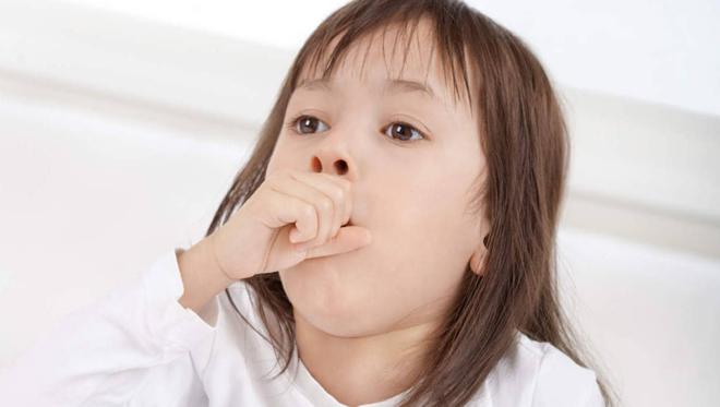 кашель у ребенка гортанный