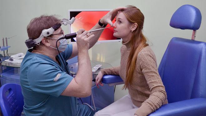 оперативное лечение ринита
