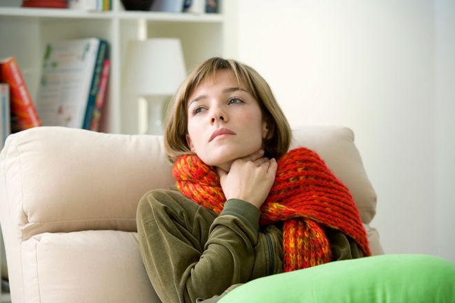 осиплость при простуде