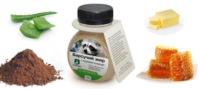 рецепт от кашля ингредиенты