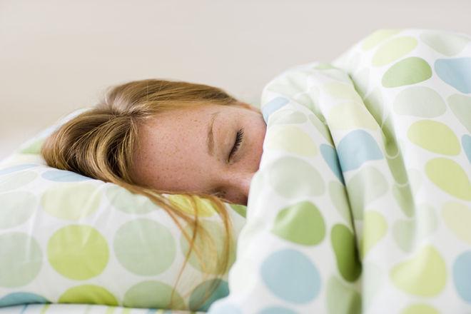 здоровый сон лечит