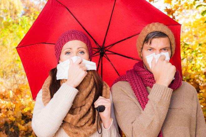 Защита от заражения гриппом