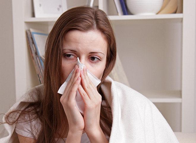 Длительность лечения насморка