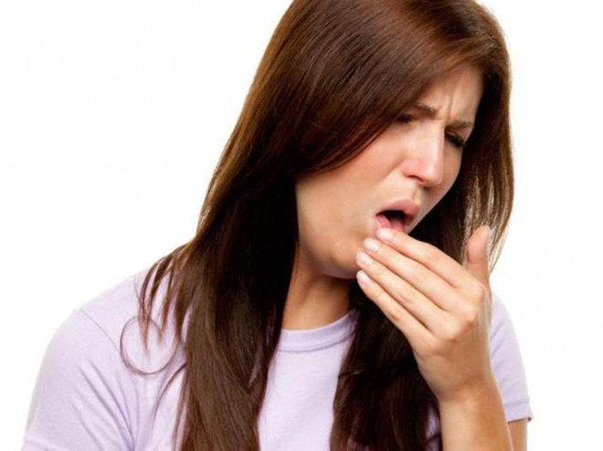 Как убрать приступ кашля у беременной