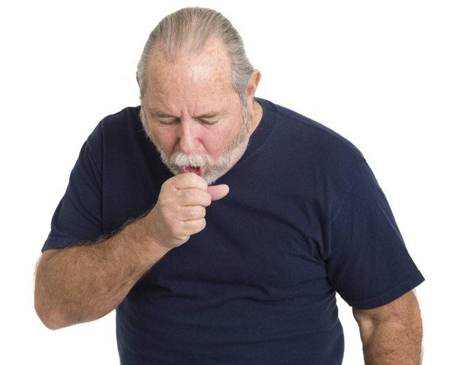 Длительный кашель