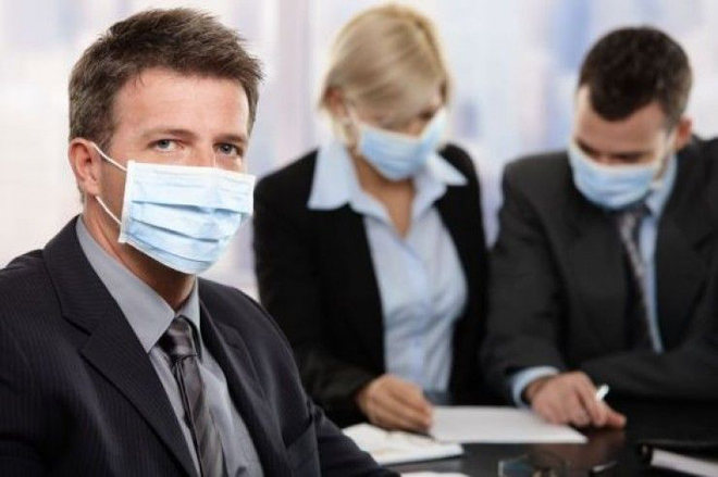 Маски защиты от вирусов