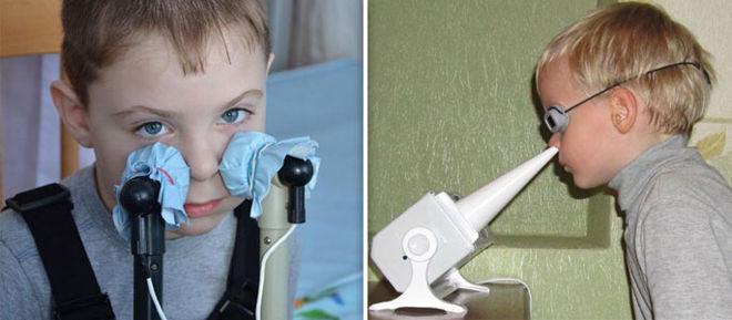 Как прогреть ребенка в домашних условиях