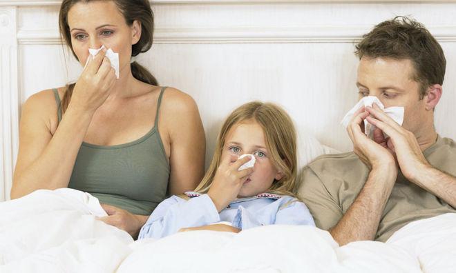 Если в семье болеют