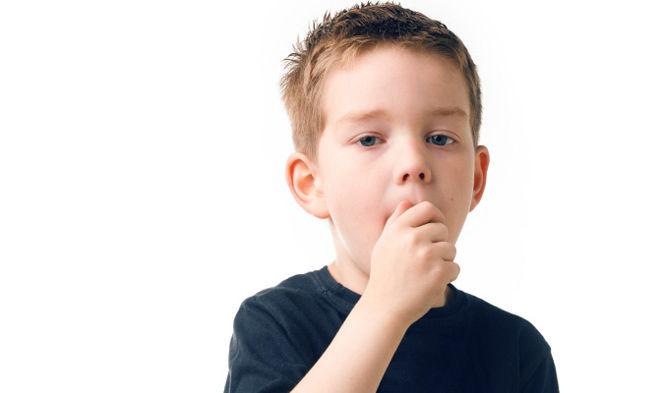 Вечерний кашель у ребенка