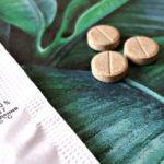 Коричневые таблеточки