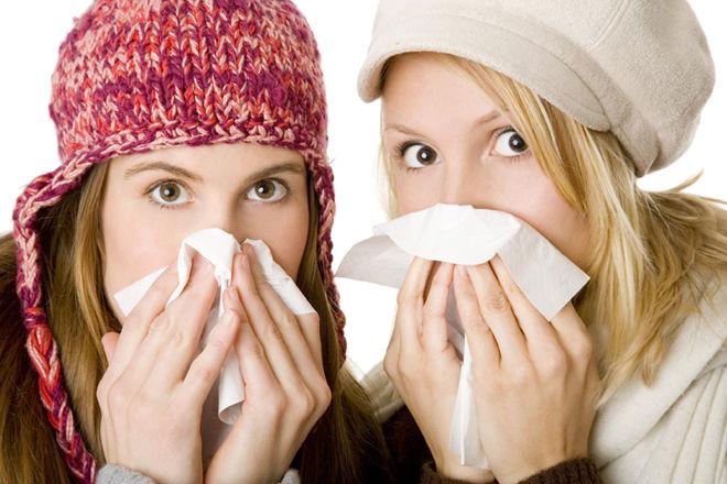 Как передаётся простуда