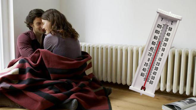 Домашняя температура воздуха