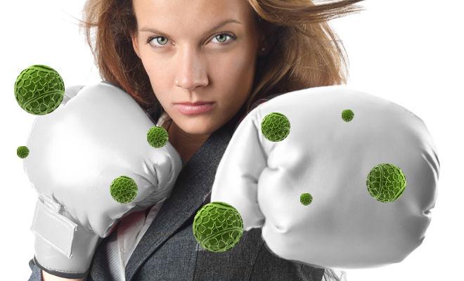 гайморит из-за плохого иммунитета