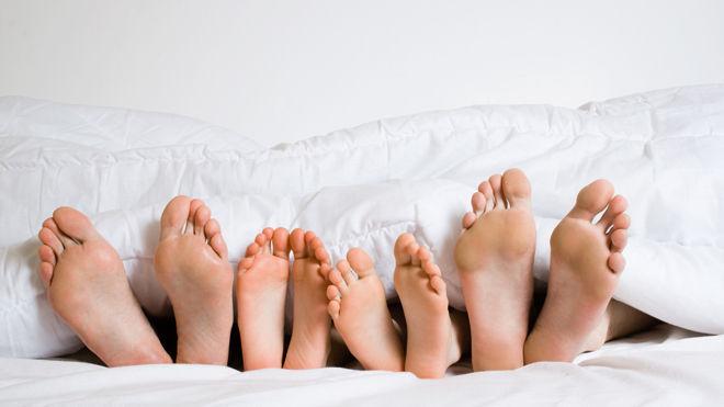 Много ног