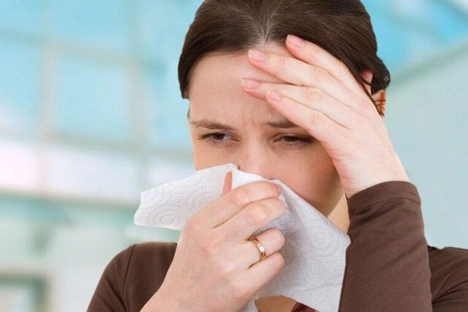 Ринит - симптомы