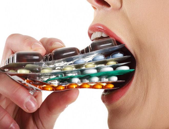 Лекарства без контроля