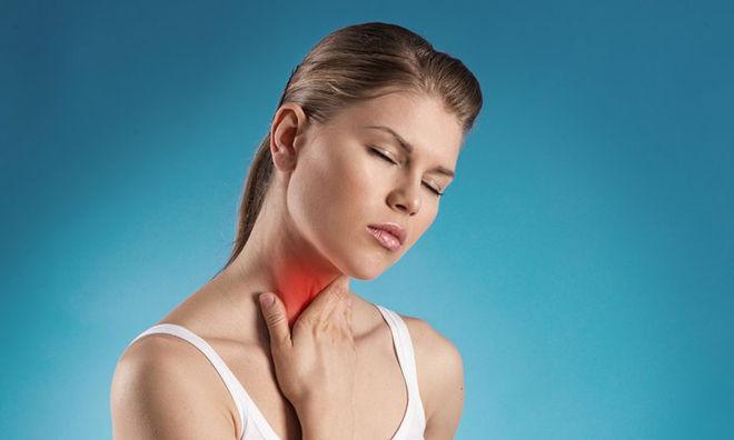 Болезненные ощущения в области горла