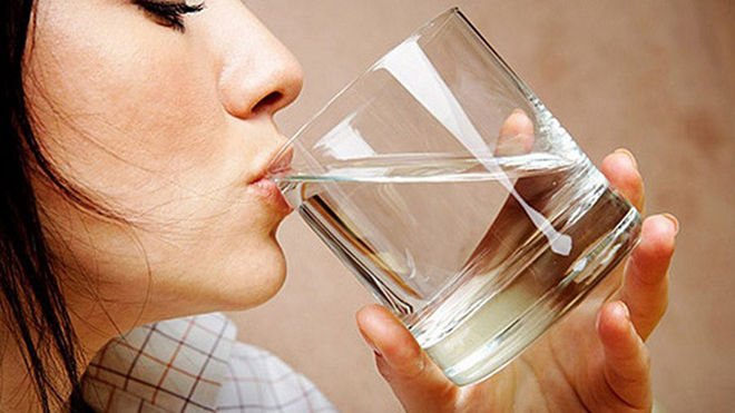 Пить больше жидкости