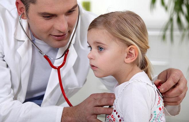 Педиатр - детский доктор