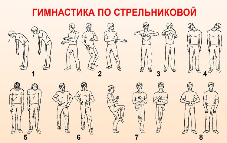 Гимнастика Стрельниковой