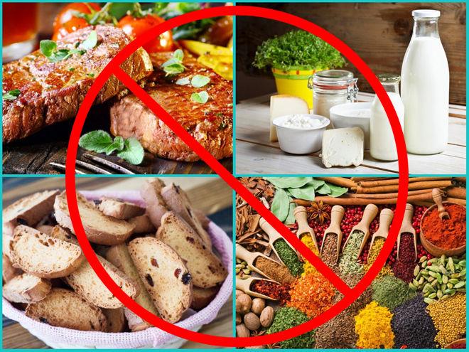 Не нужно есть при простуде