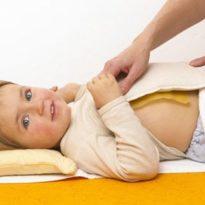 Компрессы для лечения кашля у детей