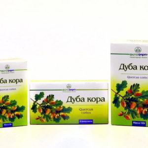 Лучший натуральный антисептик – кора дуба