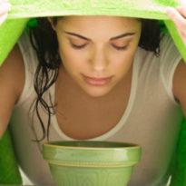 Как дышать над картошкой при кашле и насморке