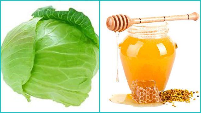 субботу капустный лист с медом от кашля фото вещь логотипами главный