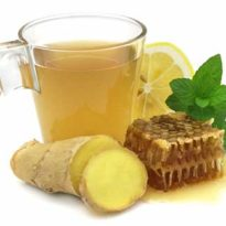Лечение простудных заболеваний имбирем
