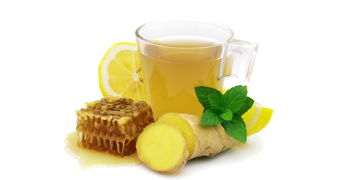 Имбирь от кашля рецепт с медом