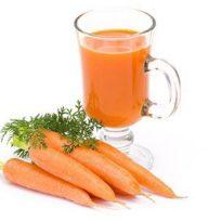 Морковный сок при насморке для детей и взрослых