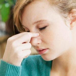 Отек носа без насморка: причины и лечение