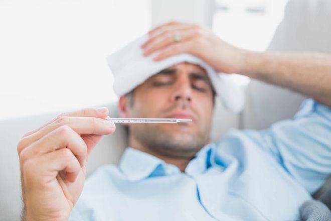 Может ли орви быть без температуры
