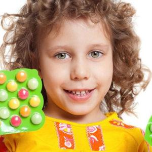 Детские витамины: список лучших вариантов для профилактики простуды