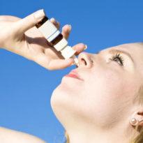 Сосудосуживающие капли в нос от гайморита с антибиотиком: названия лекарств