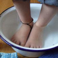 Можно ли ноги парить и греть при температуре 37, 38 и выше
