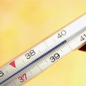 Сколько дней держится температура при гриппе у взрослого человека